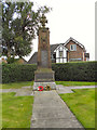 SJ8786 : War Memorial and Memorial Garden, Cheadle Hulme by David Dixon
