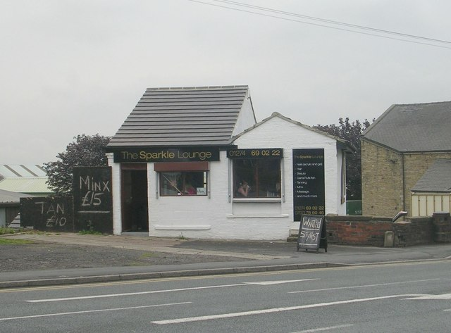 The Sparkle Lounge - Huddersfield Road