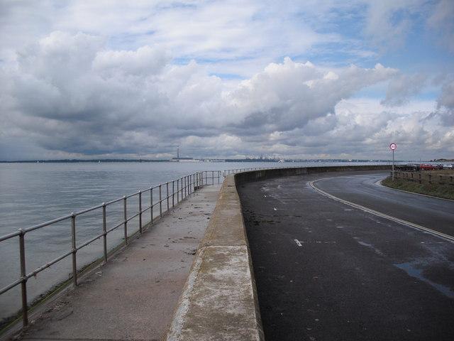 Coastal Road Hill Head