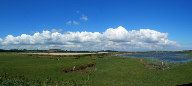 Pett Level Panorama