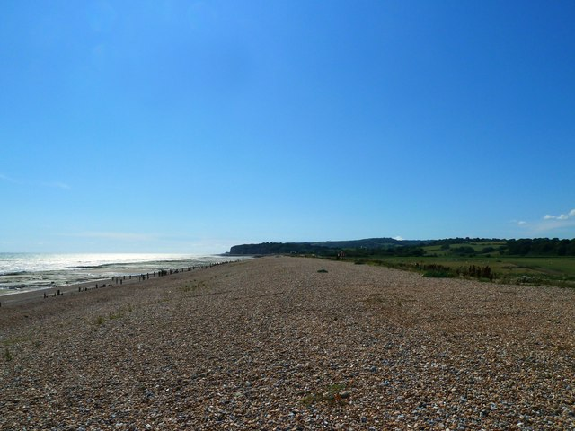 Winchelsea Beach and Cliff End