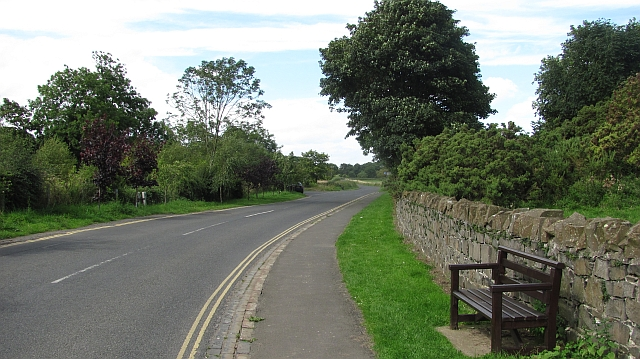 Road out of Craster