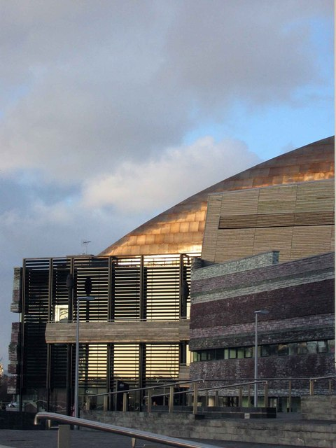 Wales Millennium Centre, Cardiff Bay