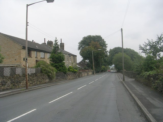 Abb Scott Lane - viewed from Common Road