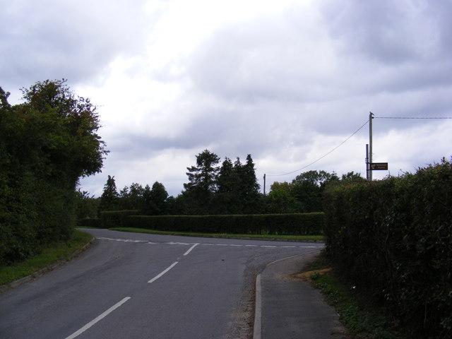 Tannington Road, Bedfield