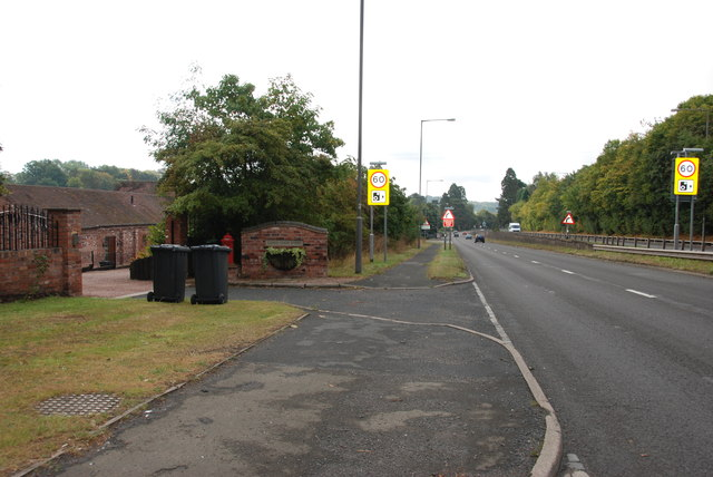 A449 Dual Carriageway, Stourbridge Road