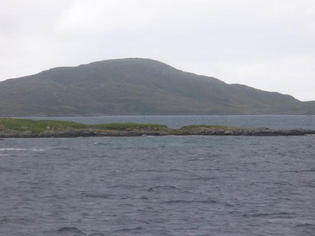 Greanamul, Sound of Barra