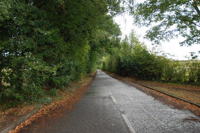 Narrow Lane off the A449, Wall Heath