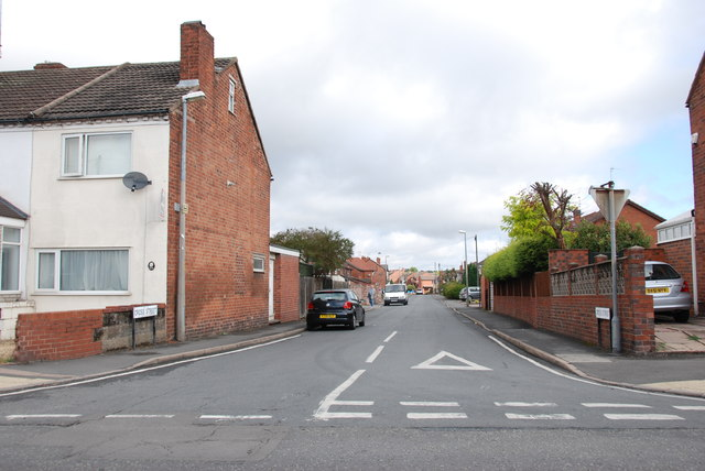 Cross Street, Wall Heath
