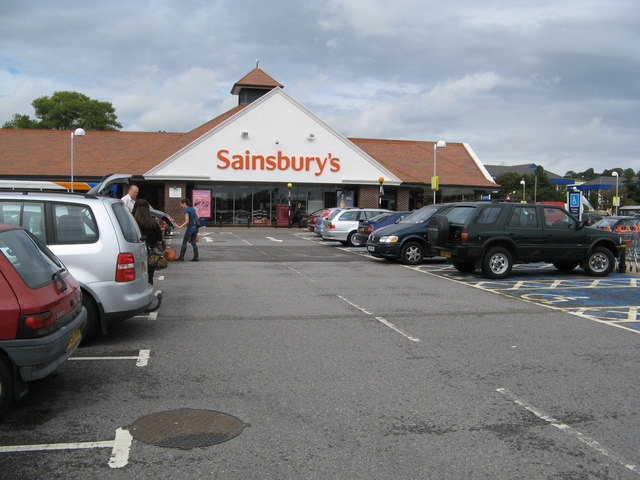 Sainsbury's at Lyons Farm