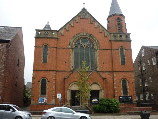 The John Petty Memorial Church, Monkgate, York