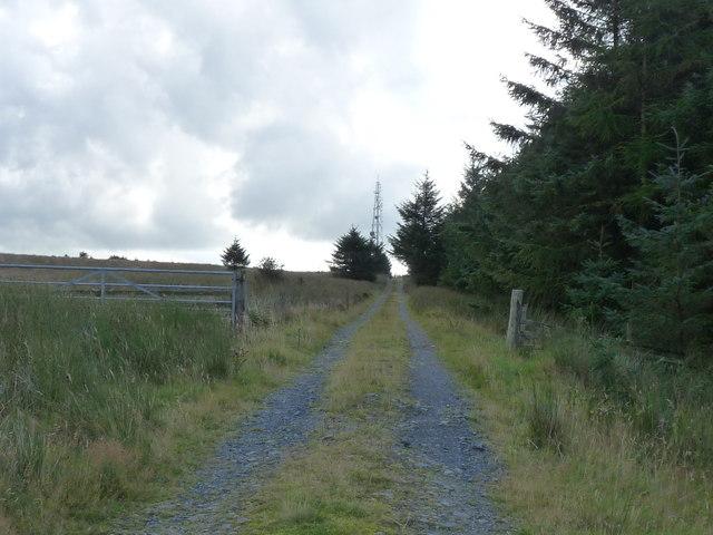 Radio Mast Track