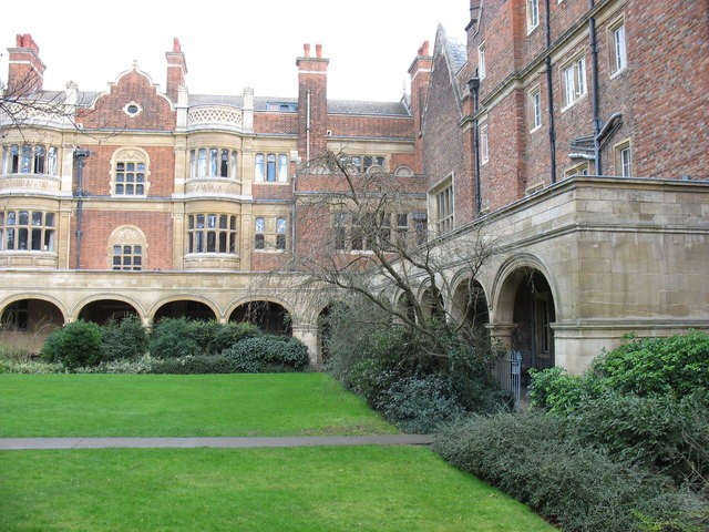 Cloister Court, Sidney Sussex College