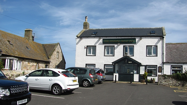 The Fishing Boat Inn, Boulmer