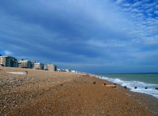 West Beach, Bexhill
