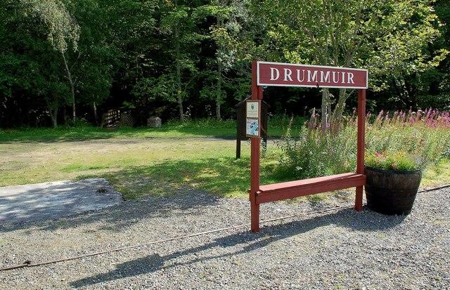 Drummuir Station