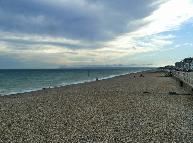 An August afternoon in Bexhill