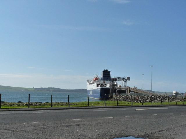Cairnryan Ferry