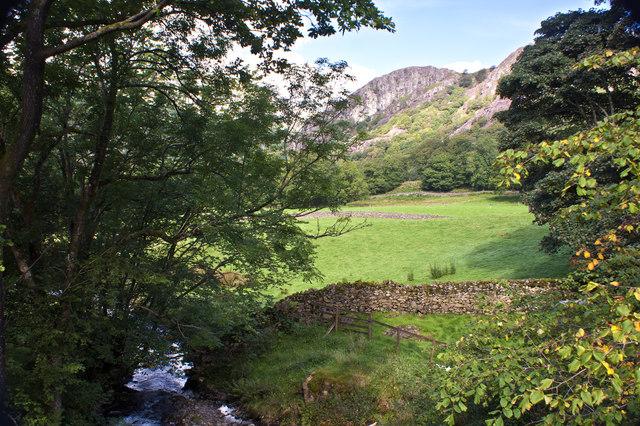 Looking towards Raven Crag