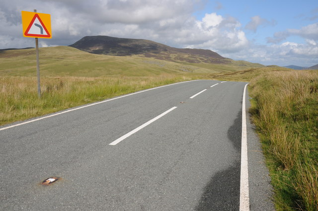 B4391 and Arenig Fach