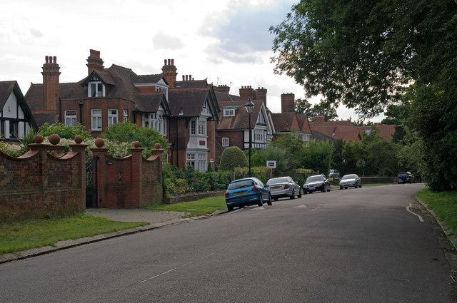 Camden Park Road