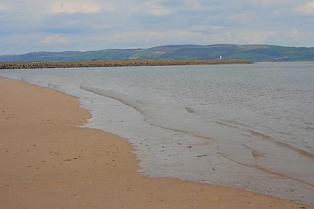 Low Tide at Haverigg