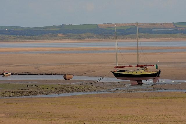 Boat, Low Tide