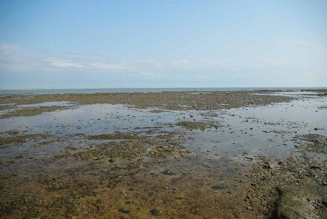 East Mersea Mudflats
