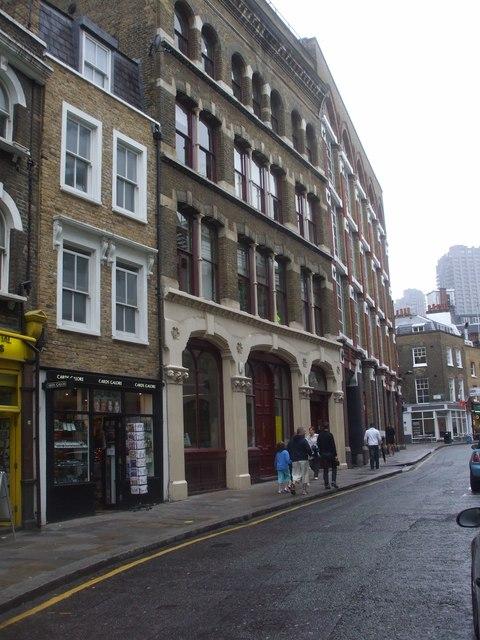 Cowcross Street, London
