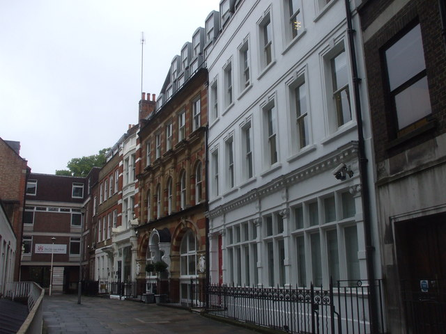 Warwick Court, London