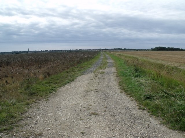 Track off lane, near Howell