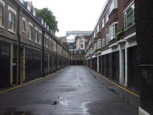 Gower Mews, London