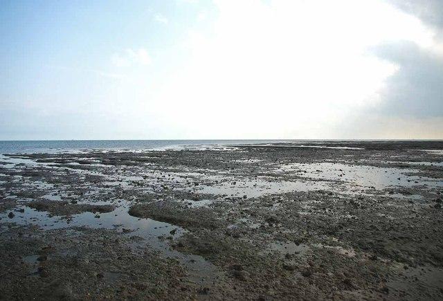 Mudflats East Mersea