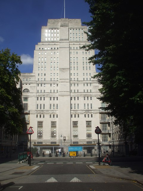 Senate House, London University