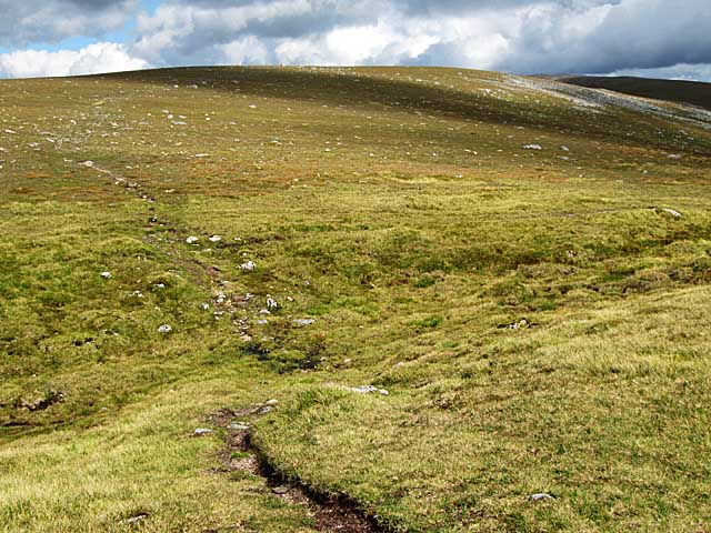 Path to Meall an t-Snaim