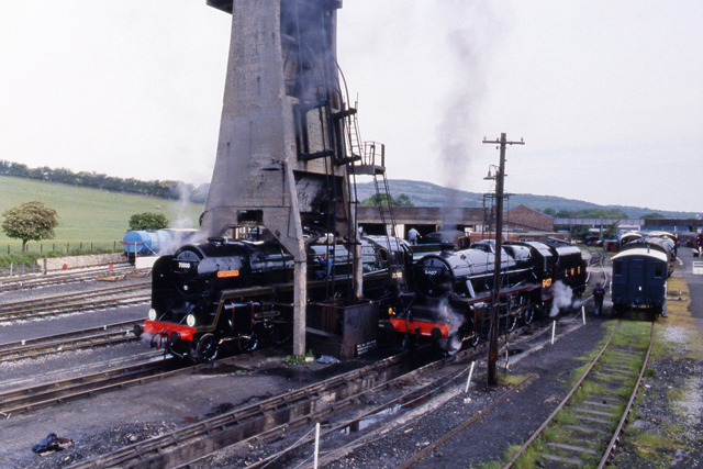 Steamtown, Carnforth