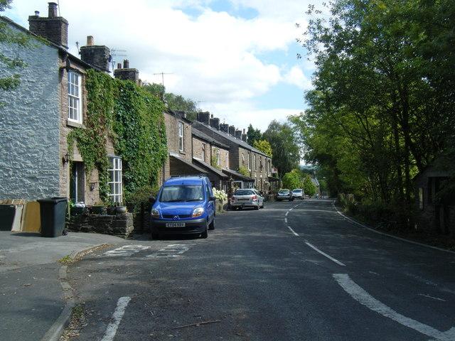 New Road, Buxworth