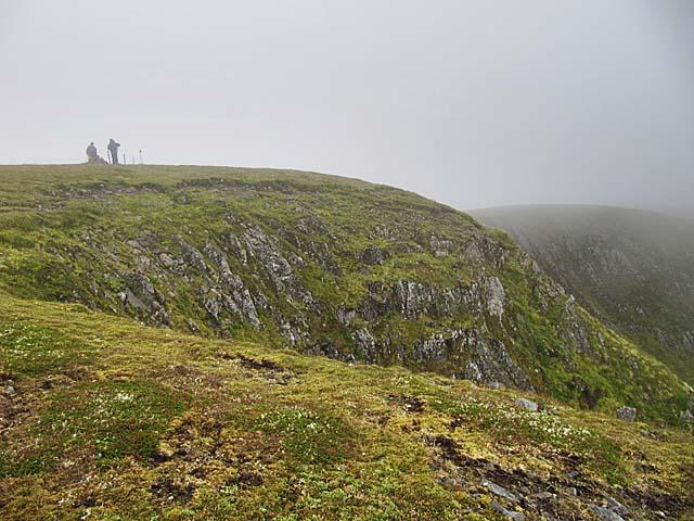 Stob Coire Dubh  summit