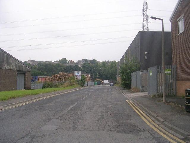 Spartan Road - Morley Carr Road