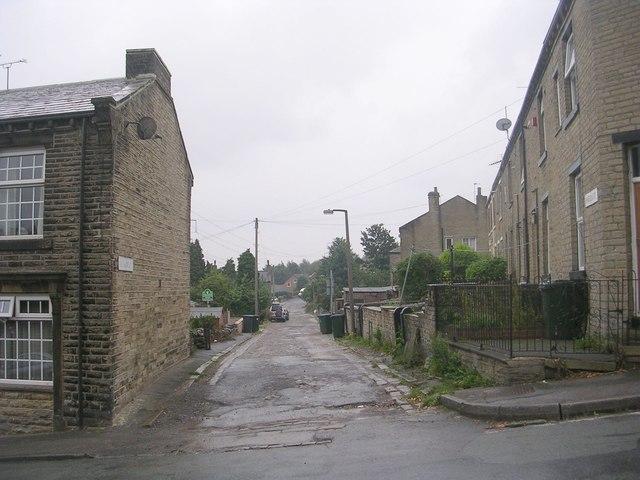 Rawson Street - Storr Hill