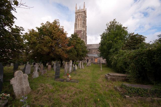 Trinity Church, Barnstaple