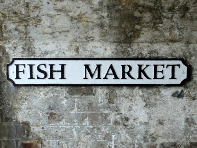 Folkestone, Fish Market