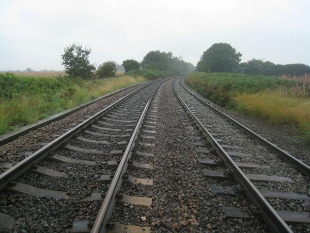Basingstoke to Andover line