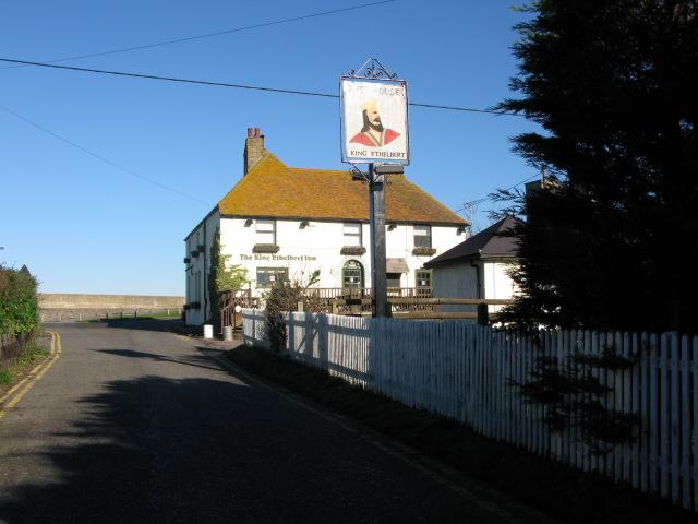 The King Ethelbert Inn, Reculver