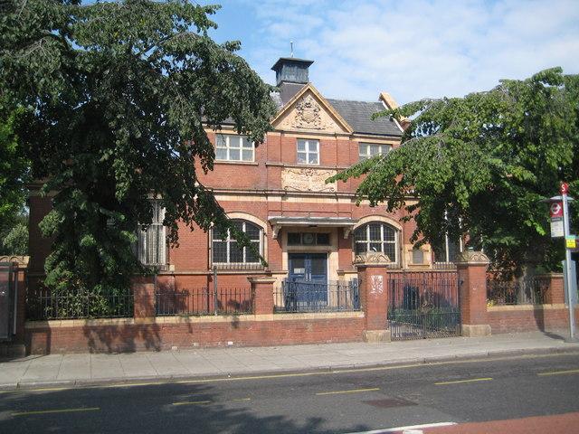Custom House Carnegie Library