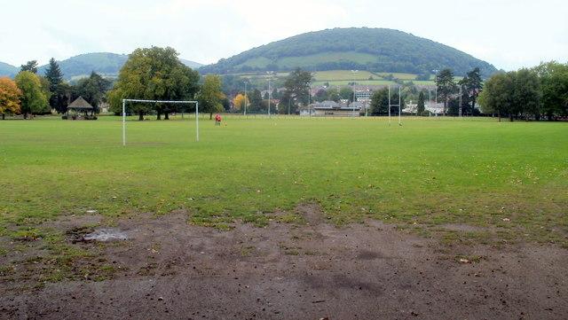 Bailey Park, Abergavenny