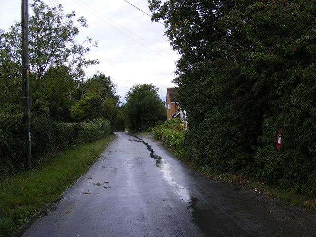Swan Road & Swan Road Postbox