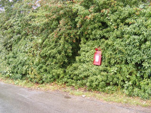 Swan Road Postbox