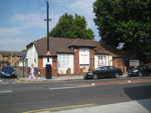 Custom House Baptist Church