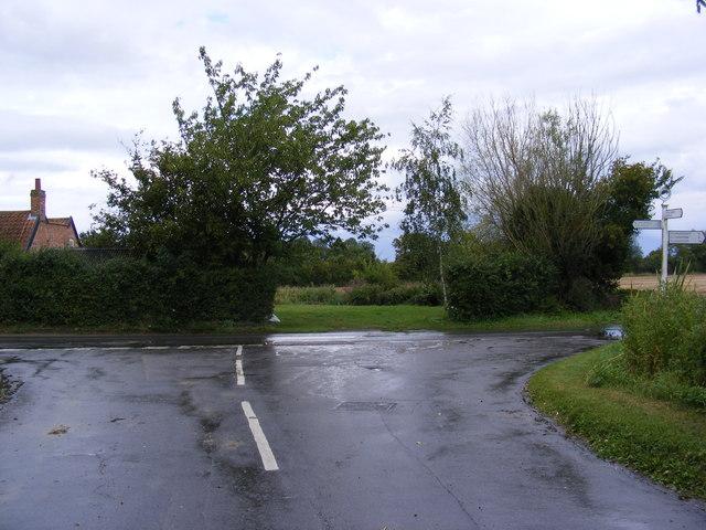 Swan Road, Worlingworth